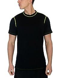 Outback - Men's Merino Wool T-Shirt - Lightweight - Wicks Away Moisture