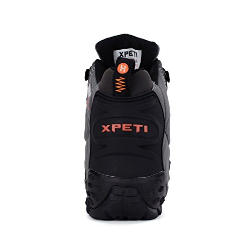 Xpeti Man Raincoat L Thermator Hiking Grey Boots w6SxwrFq