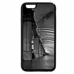 iPhone 6S Case, iPhone 6 Case (Black & White) - banpo bridge in japan