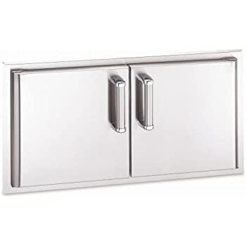 Amazon.com: Fire Magic 53930s dobles puertas de acceso ...