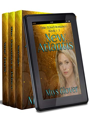 New Atlantis Time Travel Romance Bundle, Books 1-3