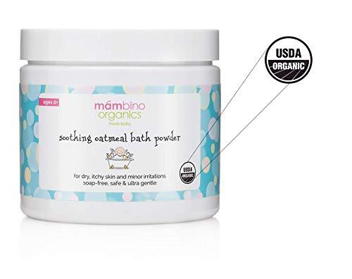 Mambino Organics Soothing Milk Ounce product image
