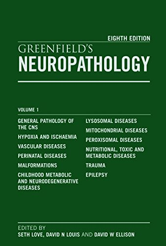 Download Greenfield's Neuropathology Eighth Edition 2-Volume Set Pdf