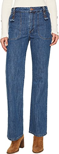 See by Chloe Women's Signature Denim Pants Washed Indigo 30 by See by Chloé