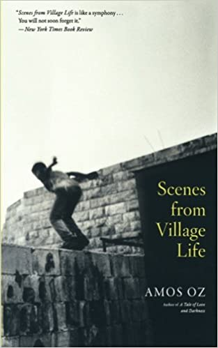 Book Scenes from Village Life