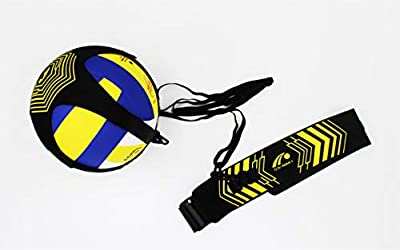 MissW Volleyball Training Equipment Aid : Great Trainer for Solo Practice of Serving tosses and arm Swings by KuangFeng