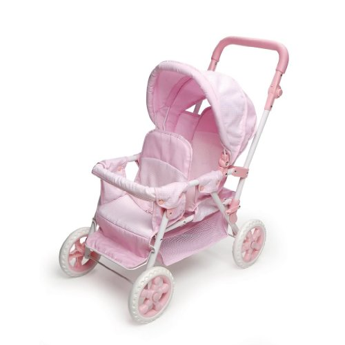 Two Seater Baby Doll Stroller - 2