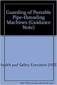 pipe threading machine safety