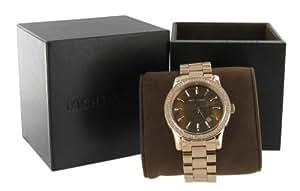 Michael Kors Runway Quartz Brown Dial Women's Watch MK5494