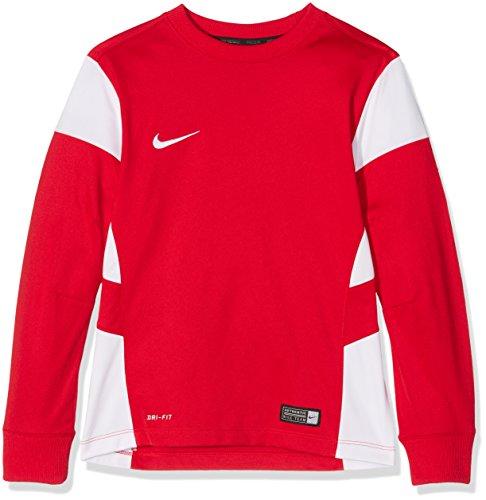 Academy Rosso Sweatshirt Unisex 14 bianco Midlayer Bambini Nike Maglia 7ZqwCqx