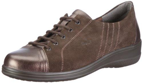 Meisi Gianna 23672-32 Damen Sneaker Braun/espresso-torf