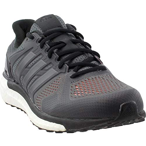 low priced 83f65 c6bdd adidas Mens Supernova st m Running Shoe Grey FourBlackSolar Orange 10.5  Medium