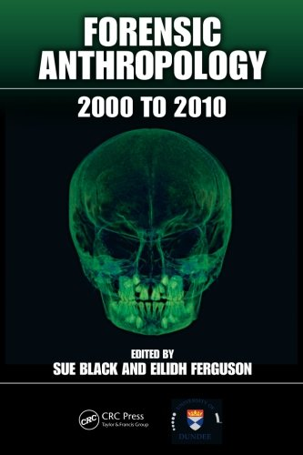 Forensic Anthropology: 2000 to 2010
