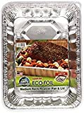 Handi-foil Cook-N-Carry Medium Rack Roaster Pan & Lid