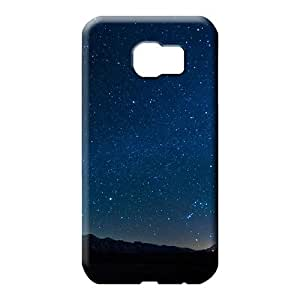 samsung galaxy s6 Hybrid Personal Pretty phone Cases Covers phone carrying cases sky blue air white cloud