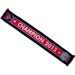 PARIS SAINT GERMAIN Echarpe PSG - Champion DE France 2013 Collection Officielle - Football Ligue 1