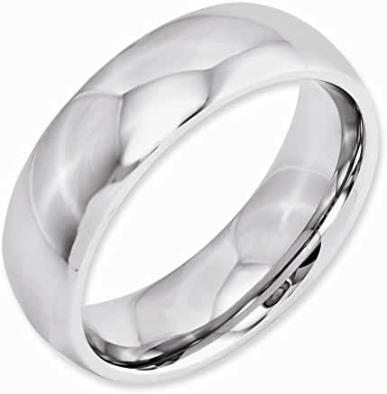 Perfect Jewelry Gift Cobalt Polished 7mm Band