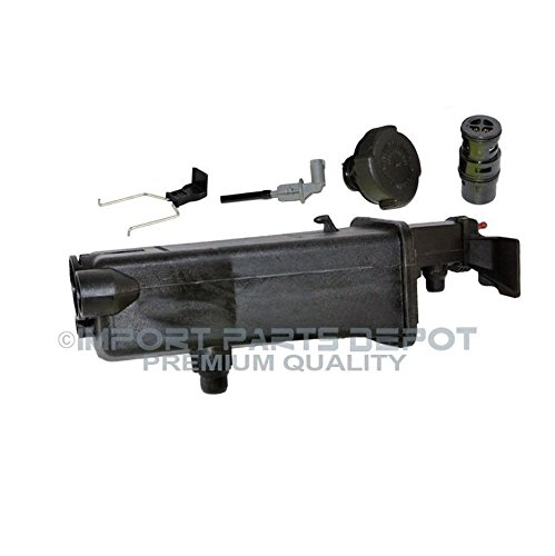 Coolant Expansion Tank Oil Cooler Thermostat Cap Sensor Clip Kit BMW E46 E53 330i 330Ci 330xi 328i 328Ci 325i 325Ci 325xi 323i 323Ci X3 X5 Premium (5pcs)17117573781/1437362/1742231/17137787039/7524812