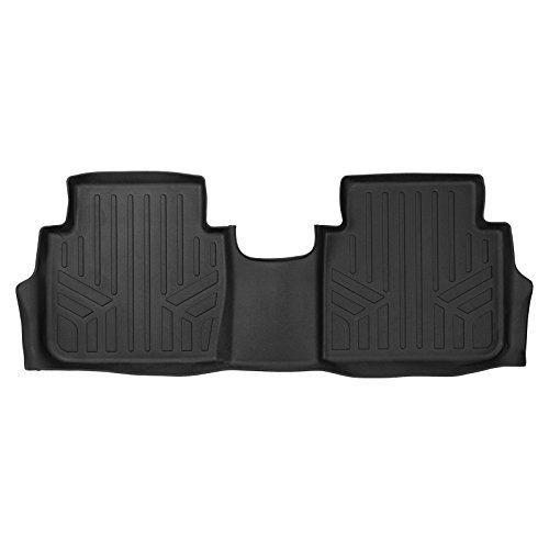 (MAX LINER B0250 Custom Fit Floor Mats 2nd Row Liner Black for 2017-2019 Honda CR-V)