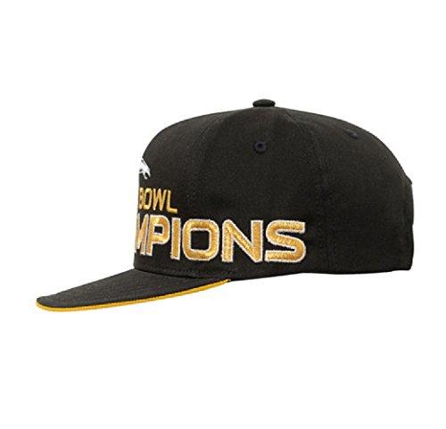 Outerstuff Peyton Manning #18 Denver Broncos Youth Super Bowl 50 Champions Limited Edition Adjustable Snapback