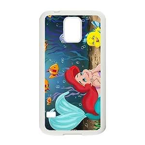 The little mermaid Case Cover For samsung galaxy S5 Case WANGJING JINDA