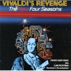 Price comparison product image Vivaldi's Revenge: The New Four Seasons for Flute & Macintosh llfx workstation (Omega)