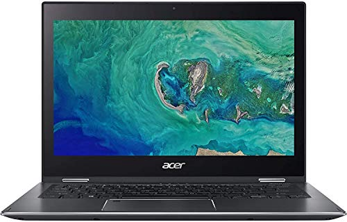 "Acer Spin 5 2-in-1 13.3"" FHD Touchscreen Business Laptop Computer_ Intel Quad-Core i7 8565U up to 4.6GHz_ 16GB DDR4 RAM, 2TB PCIe SSD_ Windows 10 Pro_ BROAGE 64GB Flash Stylus_ Online Class Ready"