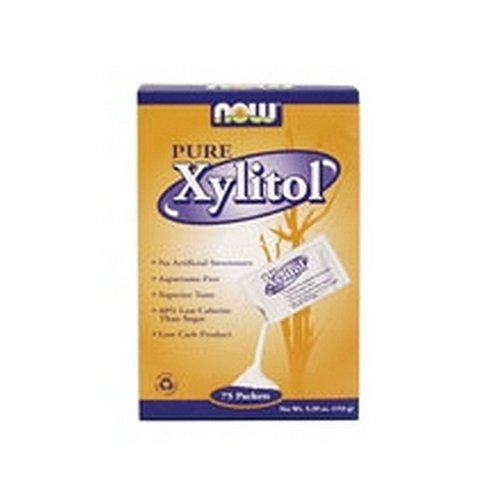 Now Foods Pure Xylitol Packets