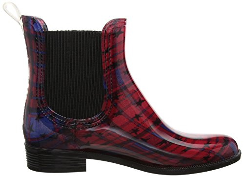 Femme 15r1 Noir Chelsea Bottines Hilfiger O1285dette Rwb Tommy Multicolore YwxnTXCEqq