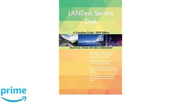 Brilliant Landesk Service Desk A Complete Guide 2019 Edition Download Free Architecture Designs Oxytwazosbritishbridgeorg