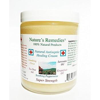 Amazon.com: 100% Natural Antiseptic Healing Cream