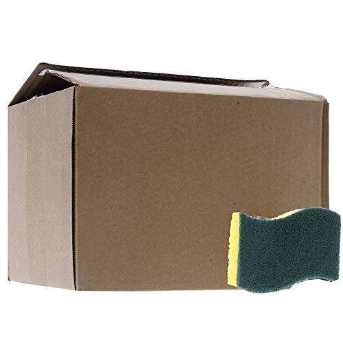 Scotch-Brite Bulk Pack Cleaning Scrub Pads, (80 Count) by Scotch-Brite (Image #2)