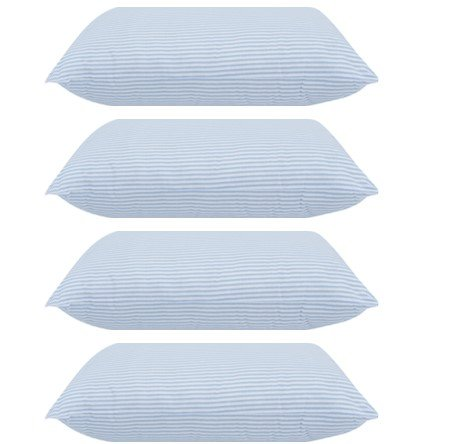 (MS 4 Pack Ultra Fluffy Pillows 20x28)