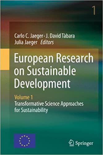 Book European Research on Sustainable Development: Volume 1: Transformative Science Approaches for Sustainability