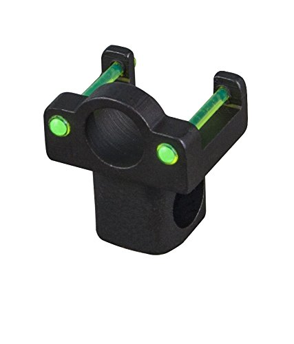 D5 - Twin Green Fiber Optic Ghost Ring for BAR Sights