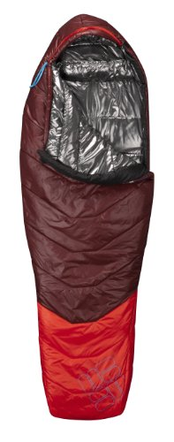 Columbia Reactor 15 Mummy Hot Rod Sleeping Bag (Long, Left Hand), Outdoor Stuffs