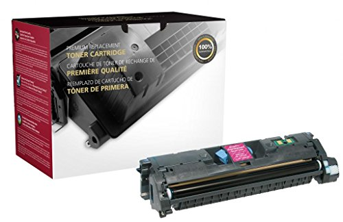 Fine Line Printing -Compatible for HP 121A - Magenta - C9703A Compatible Toner Cartridge (4000 pgs)