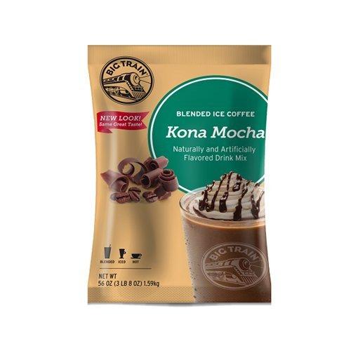 Big Train Iced Coffee 3.5lb bag Mocha