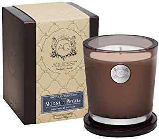 product image for Aquiesse Moonlit Petals 11oz Gift Boxed Scented Soy Candle