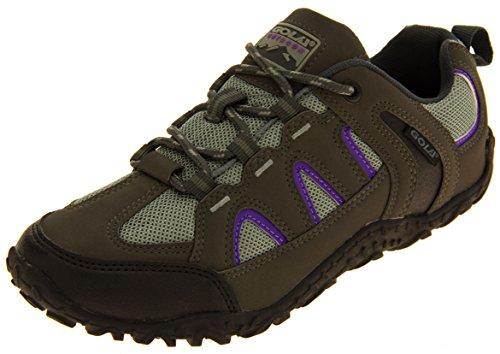 Womens Gola Grey Hiking, Walking, Trekking Shoes 9 B(M) US