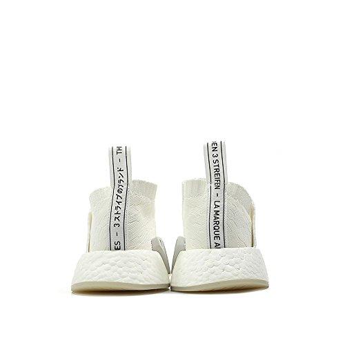 adidas Originals Womens NMD_cs2 PK W Sneaker White/White/White MyNGmE