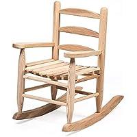 Handcrafted Eli & Mattie Amish-Made Childrens Rocking Chair