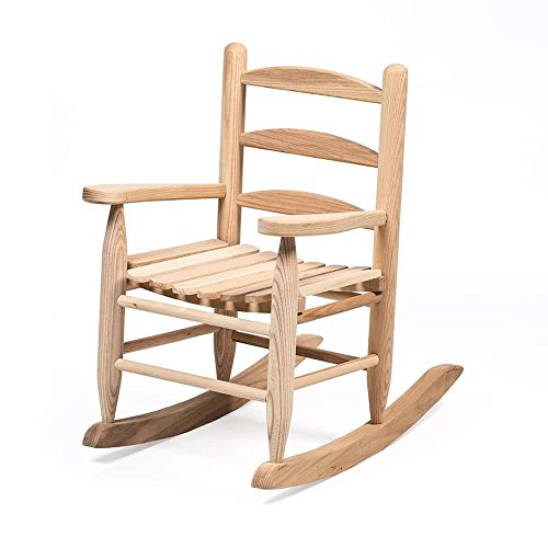 Lehman's Handcrafted Eli & Mattie Amish-Made Children's Rocking Chair