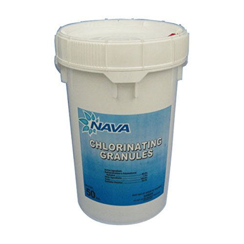 Nava Chlorinating Di-Chlor Granules - 50 lb. Bucket