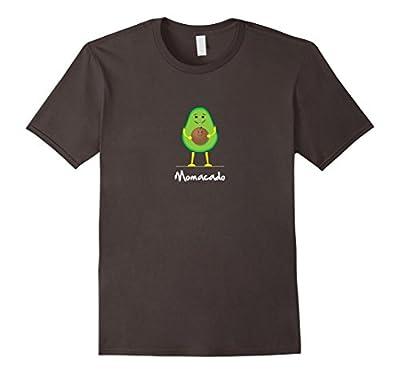 Pregnant Avocado Funny Maternity T-Shirt