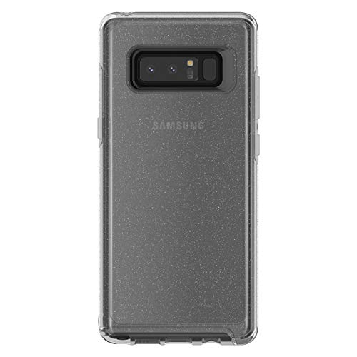 OtterBox SYMMETRY CLEAR SERIES Case for Samsung Galaxy Note8  - STARDUST (SILVER FLAKE/CLEAR)