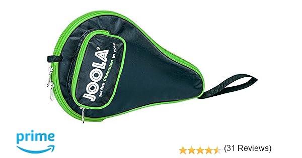 JOOLA – Raqueta de Tenis de Mesa de Bolsillo Funda