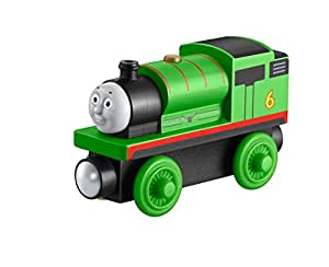Fisher-Price Thomas & Friends -  Ferrocarril de madera Percy