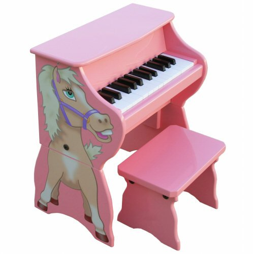 Schoenhut Piano Pals Piano - Horse by Schoenhut