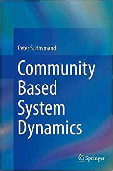 Book Community Based System Dynamics